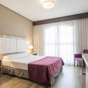 Chambre accessible Hotel Ilunion Golf Badajoz Badajoz
